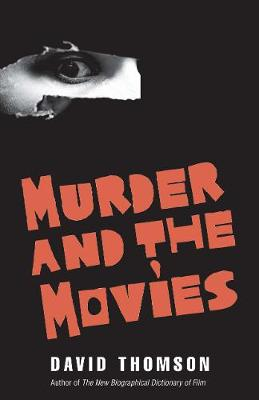 Murder and the Movies book