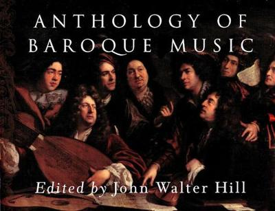 Anthology of Baroque Music book