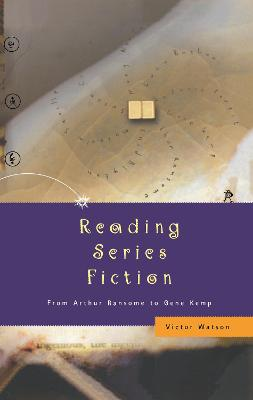 Reading Series Fiction book