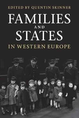 Families and States in Western Europe book