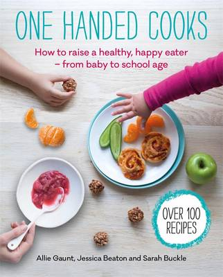 One Handed Cooks by Jessica Beaton