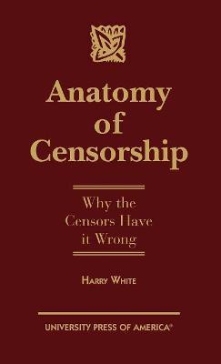 Anatomy of Censorship book