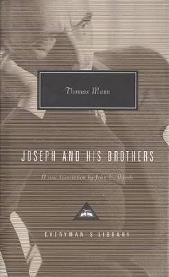 Joseph and His Brothers book