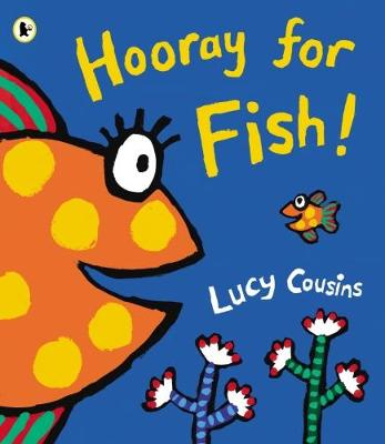 Hooray for Fish! book