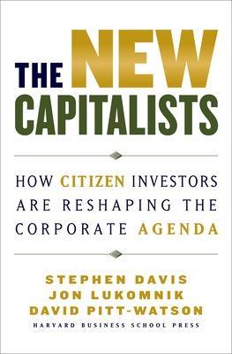 New Capitalists by Stephen Davis