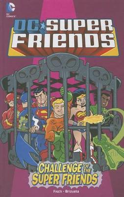 Challenge of the Super Friends book