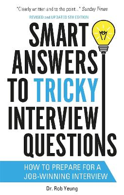 Smart Answers to Tricky Interview Questions book