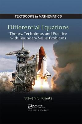 Differential Equations by Steven G. Krantz