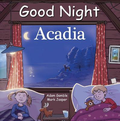 Good Night Acadia by Adam Gamble