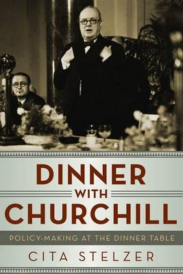 Dinner with Churchill book