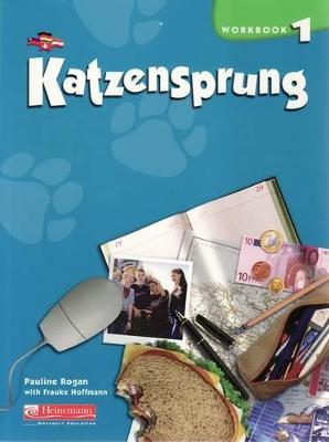 Katzensprung 1 Workbook by Pauline Rogan