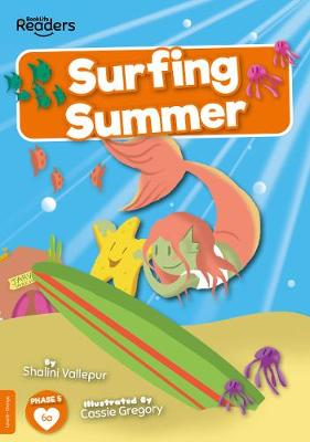 Surfing Summer by Shalini Vallepur