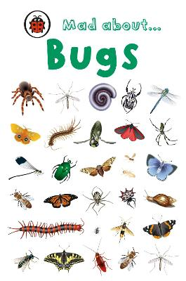 Mad About Bugs book