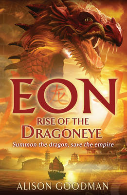 Eon: Rise of the Dragoneye book