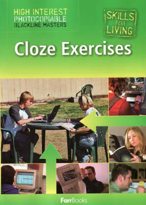 Cloze Exercises Book 1: High Interest by Dr. Nancy Mills