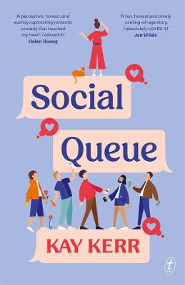 Social Queue by Kay Kerr