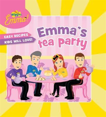 Emma's Tea Party book