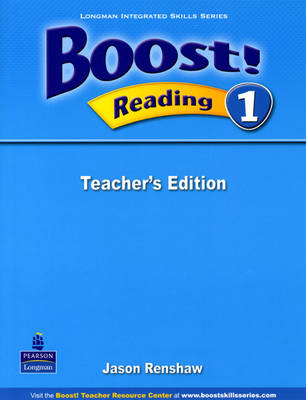 Boost!Reading 1 book