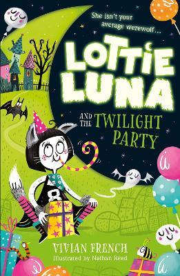 Lottie Luna and the Twilight Party (Lottie Luna, Book 2) book