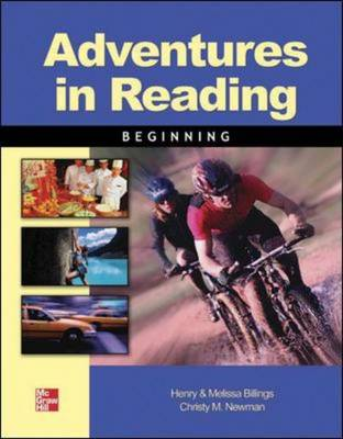 Adventures in Reading 1 Student Book by Henry Billings