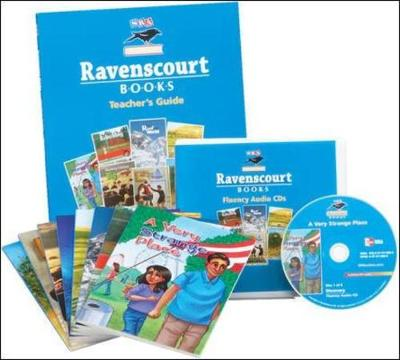Corrective Reading, Ravenscourt Moving Forward Readers Package book