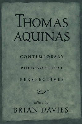 Thomas Aquinas book