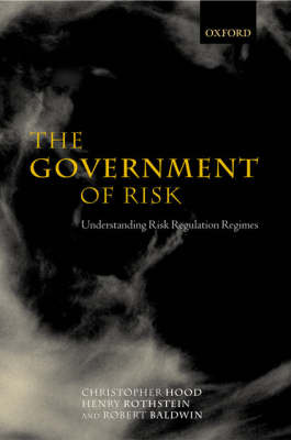 The Government of Risk by Christopher Hood