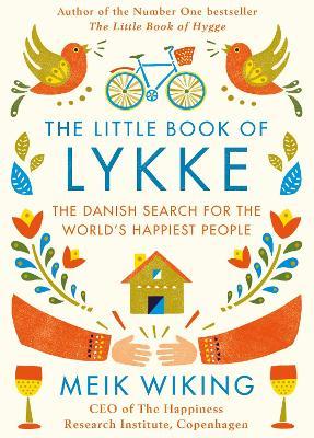 Little Book of Lykke by Meik Wiking