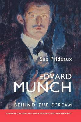 Edvard Munch by Sue Prideaux