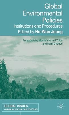 Global Environmental Policies book