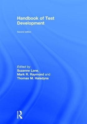 Handbook of Test Development book