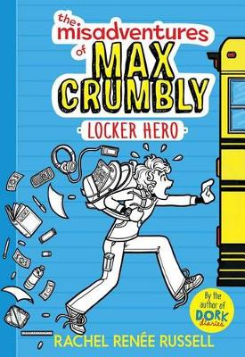 Misadventures of Max Crumbly 1 book