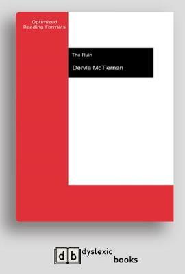 The Ruin: Cormac Reilly, Book #1 by Dervla McTiernan