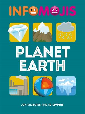 Infomojis: Planet Earth by Jon Richards