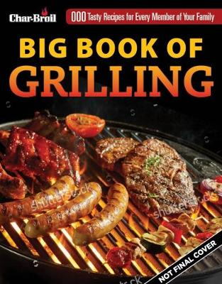 Char-Broil Big Book of Grilling book