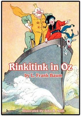 Rinkitink in Oz by L Frank Baum