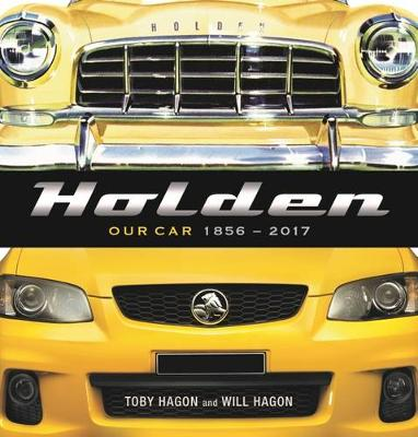 Holden by Toby Hagon