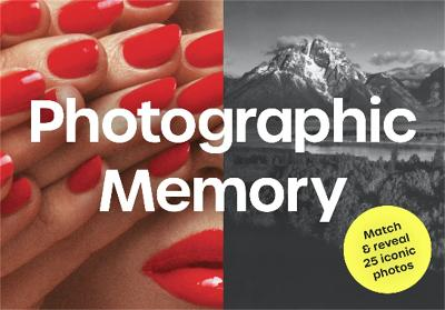 Photographic Memory: Match & reveal 25 iconic photos book