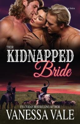 Their Kidnapped Bride: Large Print by Vanessa Vale