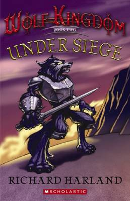 Under Siege by Richard Harland