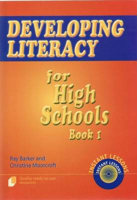 Developing Literacy for High Schools  bk. 1 by Ray Barker
