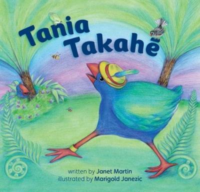 Tania Takahe book