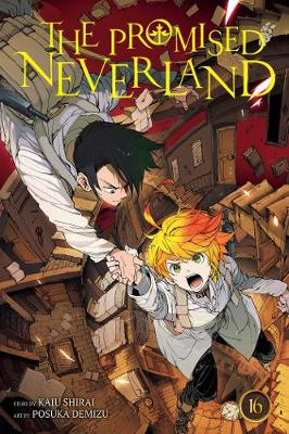 The Promised Neverland, Vol. 16 by Posuka Demizu