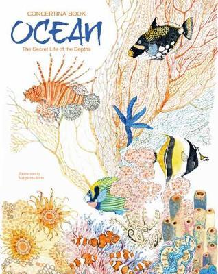 Ocean by Margherita Borin