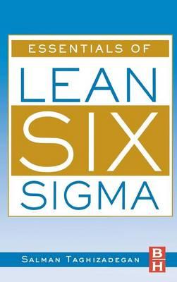 Essentials of Lean Six Sigma book