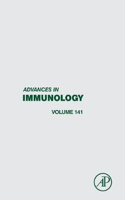 Advances in Immunology: Volume 141 by Frederick W. Alt