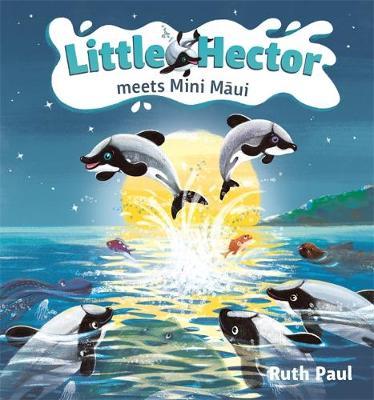 Little Hector Meets Mini Maui by Ruth Paul