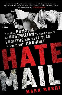 Hate Mail book