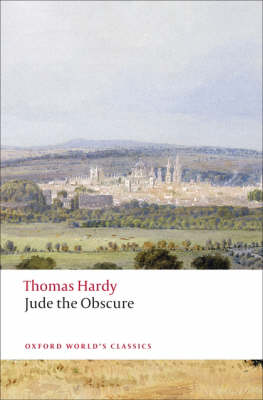 Jude the Obscure by Thomas Hardy