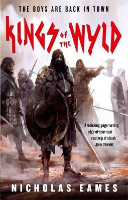 Kings of the Wyld book